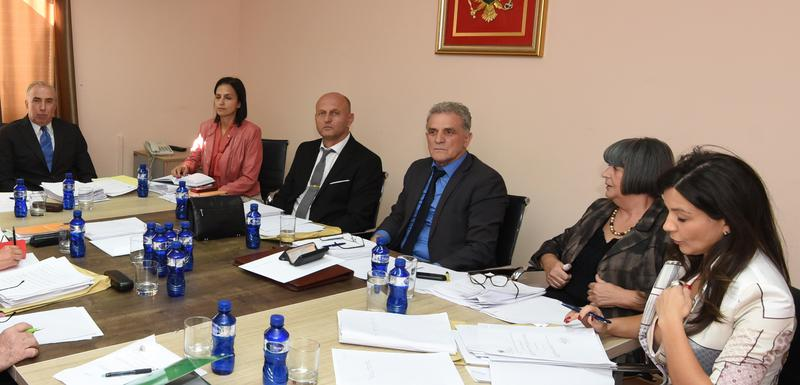Jučerašnja sjednica Tužilačkog savjeta