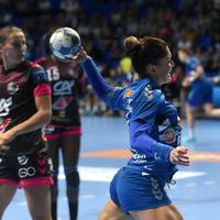 Ostale dužne navijačima: Jovanka Radičević na meču sa Brestom