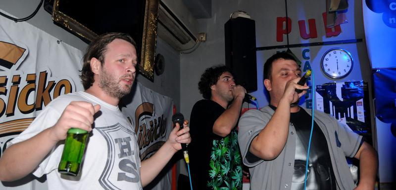 Album će izaći kad bude gotov: Bad Copy u Podgorici
