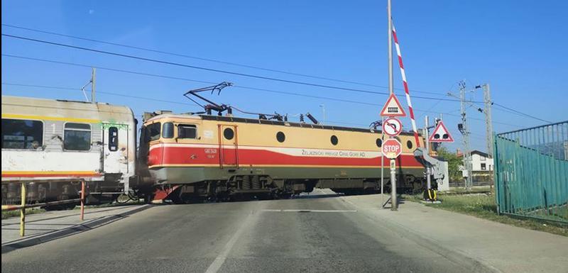 Pružni prelaz Zagorič