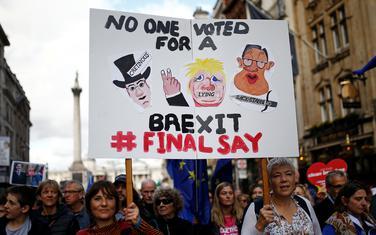 Sa protesta u Londonu