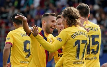 Fudbaleri Barselone slave u Baskiji