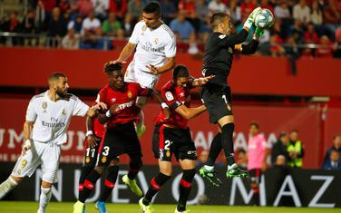 Sa utakmice Majorka - Real