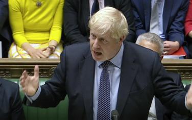 Džonson u parlamentu