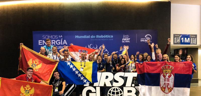 Mladi robotičari treći put predstavljaju Crnu Goru na svjetskom takmičenju