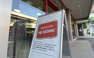 Crnogorski trgovci nadaju se da se potrošačke navike mogu brzo promeniti