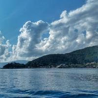 Detalj iz Bokokotorskog zaliva