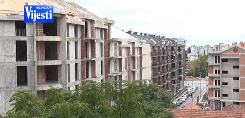 Zašto i dalje rastu cijene stanova u Podgorici?