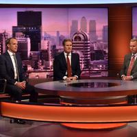 Oliver Letvin i Dominik Rab su za BBC rekli da smatraju da Džonsonov sporazum ima podršku u parlamentu