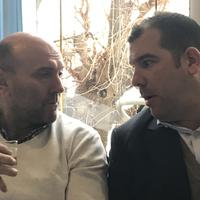 Carević i njegov prethodnik iz Demokorata Dragan Krapović