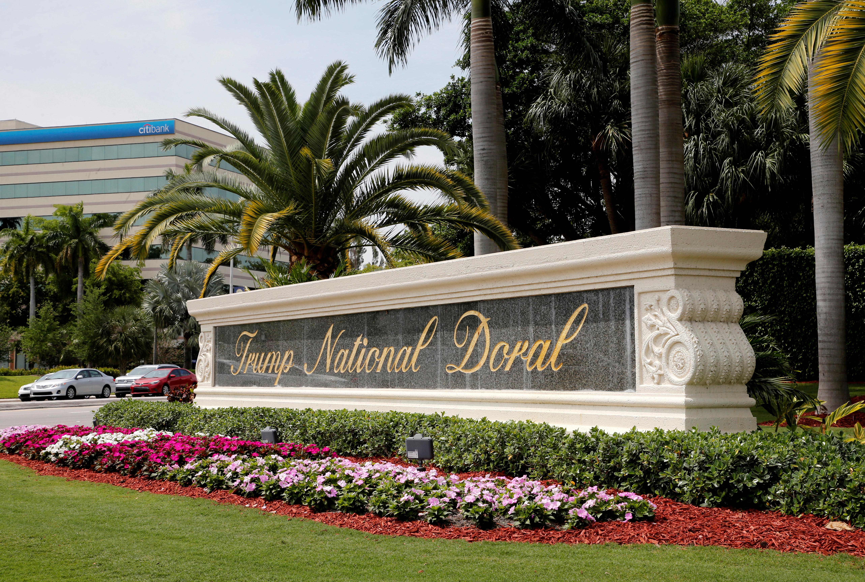 Trampovo golfersko odmaralište u blizini Majamija