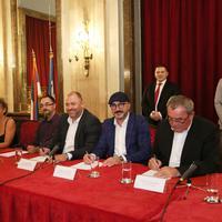 Sa potpisivanja protokola o saradnji