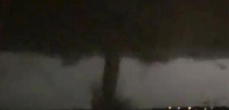 Tornado u Dalasu