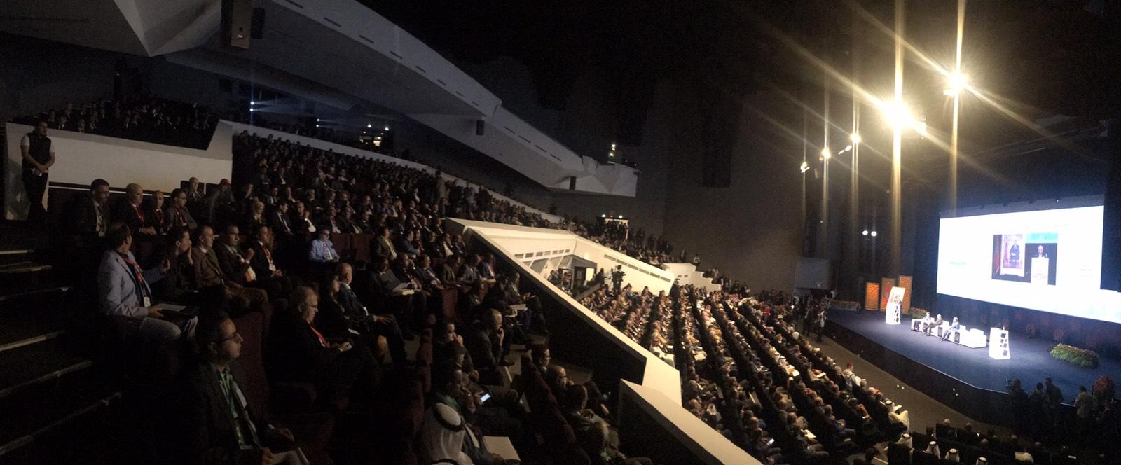 Konferencija, Marakeš