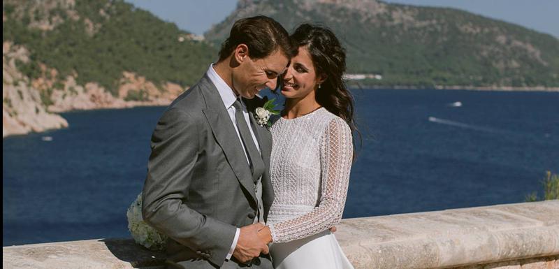 Rafael i Marija Nadal
