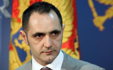 Ministar Pavle Radulović