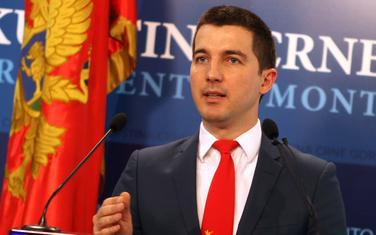 Lider Demokrata Aleksa Bečić