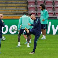 Zidan nije zabrinut za posao u Realu