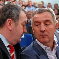 Mugoša i Đukanović (arhiva)