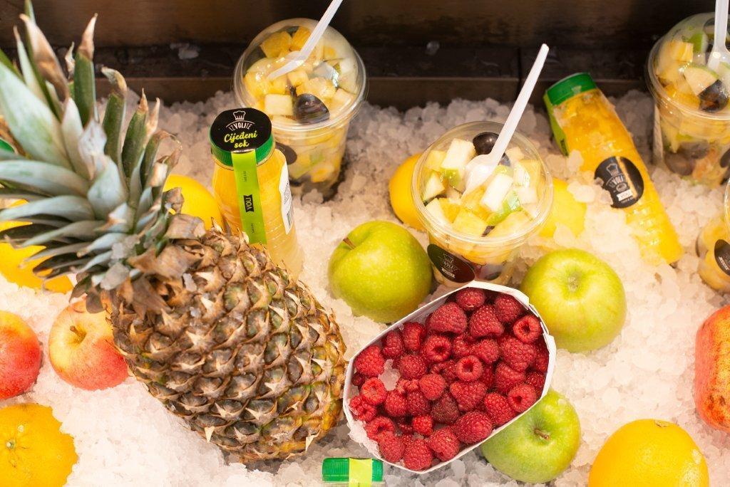 Poseban akcenat na zdravoj hrani