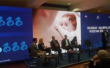 Sa konferencije Unicefa