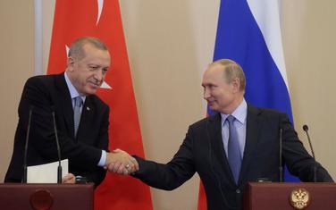 Erdogan i Putin
