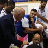 Mihailo Pavićević sa ekipom