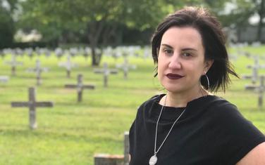 Prvi put je prisustvovala pogubljenju kada je imala 22 godine