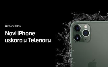 Novi iPhone uskoro u Telenoru