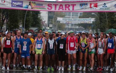 Sa Podgoričkog maratona (arhiva)