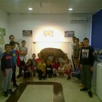 Posjeta đaka Prirodnjačkom muzeju
