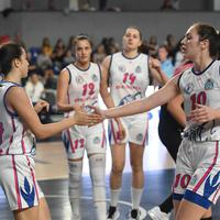 Košarkašice Budućnost Bemaxa
