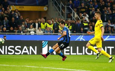 Kandreva postiže drugi gol za Inter