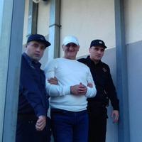 Optuženog Dejana Šćepanovića policajci juče sprovode nakon suđenja