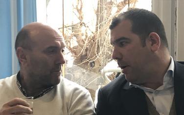 """""""Radovaću se tome"""": Krapović i Carević"""