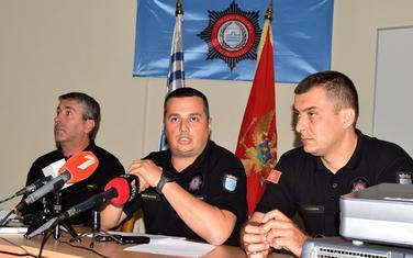 Sa presa Službe zaštite i spasavanja Glavnog grada