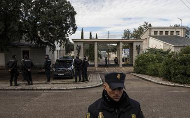"""Posmrtni ostaci iznijeti iz bazilike u grandioznom mauzoleju """"Dolina palih"""""""