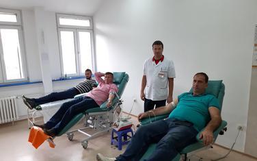 Davaoci krvi Bijelo Polje