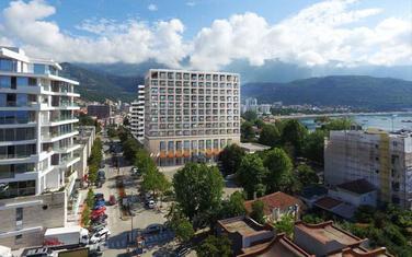"""Budući izgled hotela sa kazinom nadomak Starog grada na sajtu """"Bemaxa"""""""
