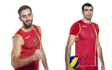 Marko Bojić i Aleksandar Minić