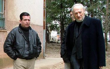 Srđan Vojićić i Jevrem Brković