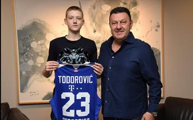 Vasilije Todorović i Dragan Bokan