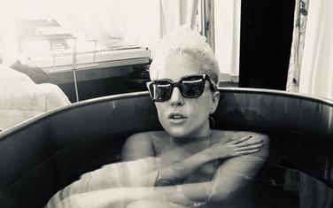 Lejdi Gaga u kadi