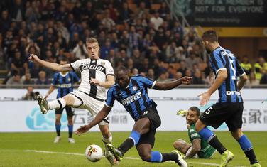 Lukaku postiže gol za 2:2