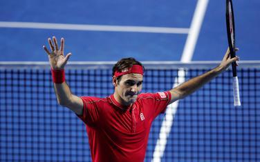 Federer nakon pobjede nad Cicipasom