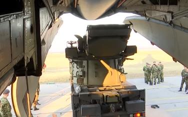 Dopremanje sistema S-400 u Srbiji