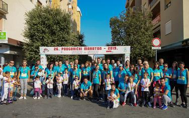 Zaposleni Telenora na Podgoričkom maratonu