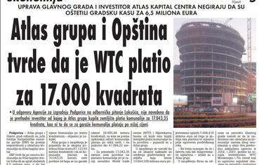 Vijesti, 27. oktobar 2009.