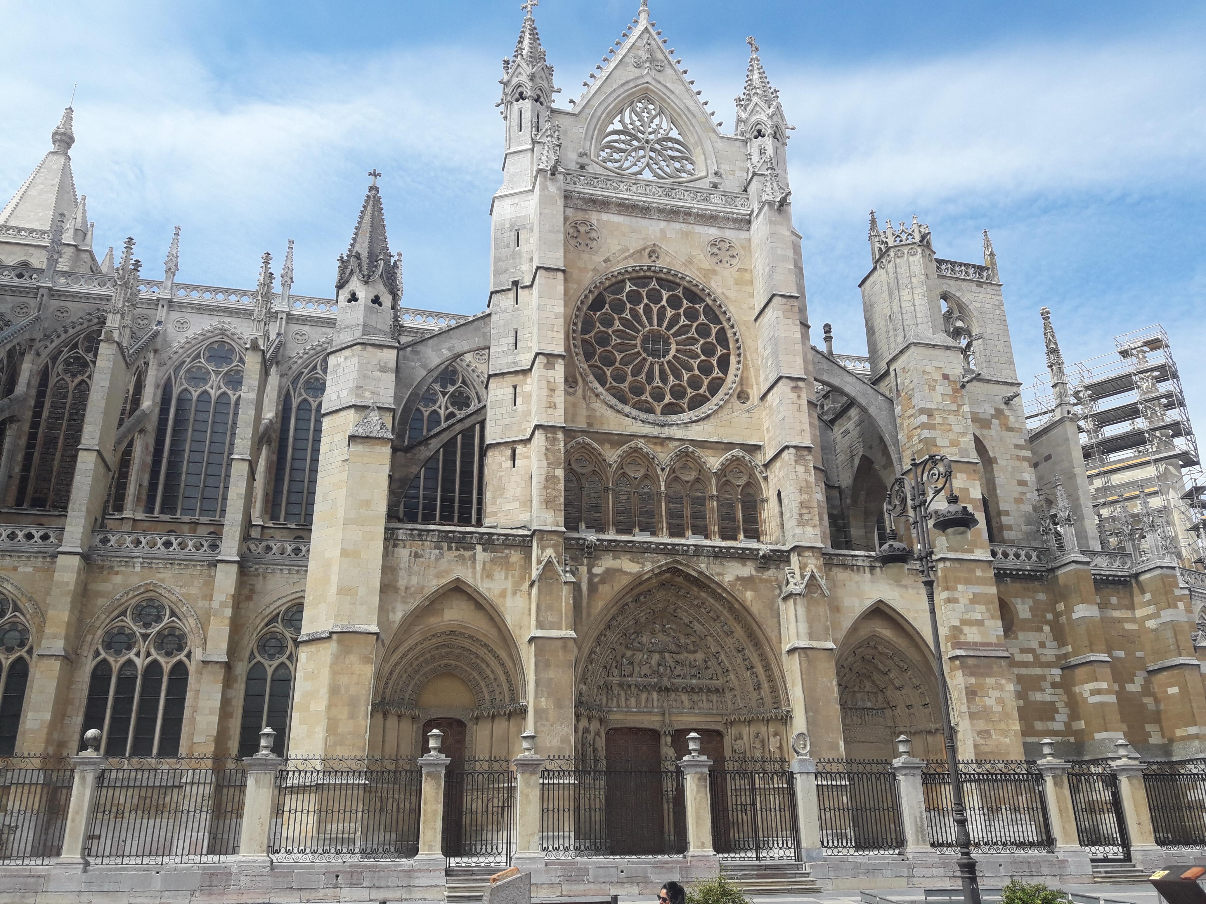 Katedrala iz 13. vijeka u Leonu