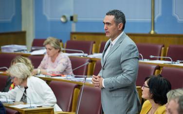 U Skupštini ne prolaze predlozi opozicije: Damjanović